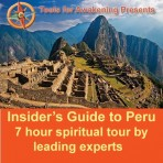 Insiders Guide to Peru – Audio Download