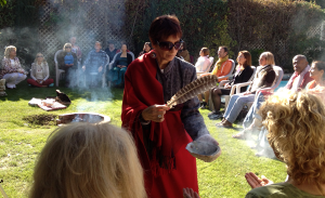 Ceremony at Desert Holistic Network