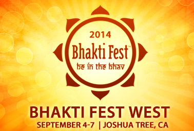 Win a Free Pass to The Bhakti Fesitval