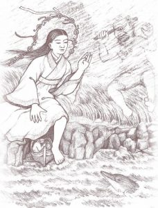 Yeongdeung_Halmang_Korean Goddess of Wind