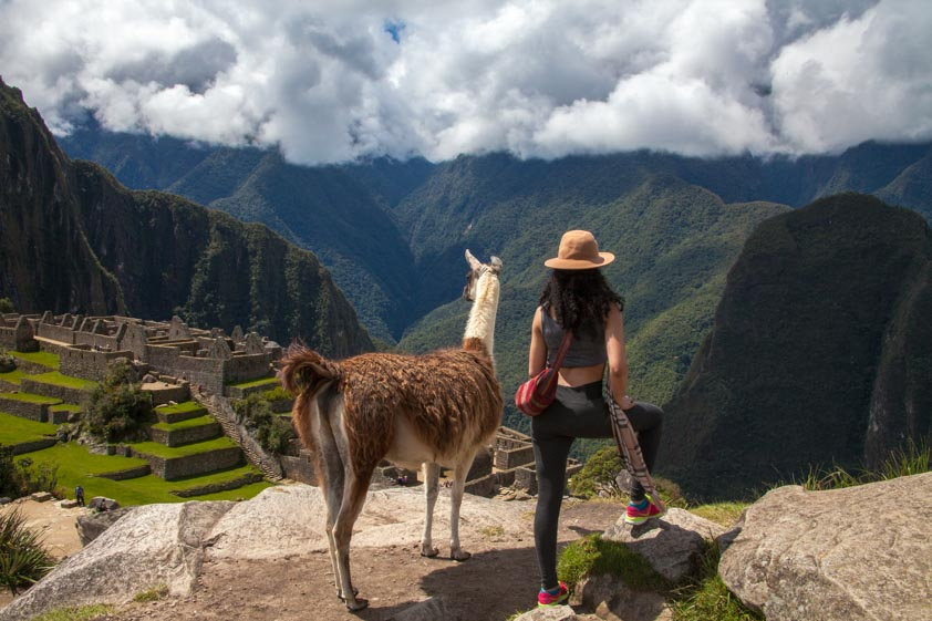 Machu Picchu September 2019
