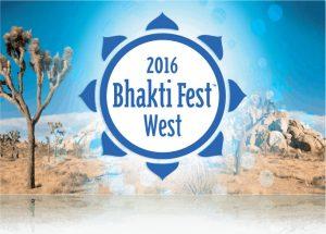 Bhakti Fest, September 2016