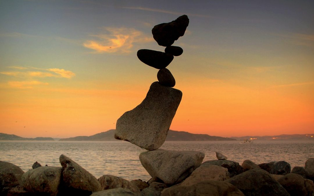 Restore Balance in a Relationship or Thinking