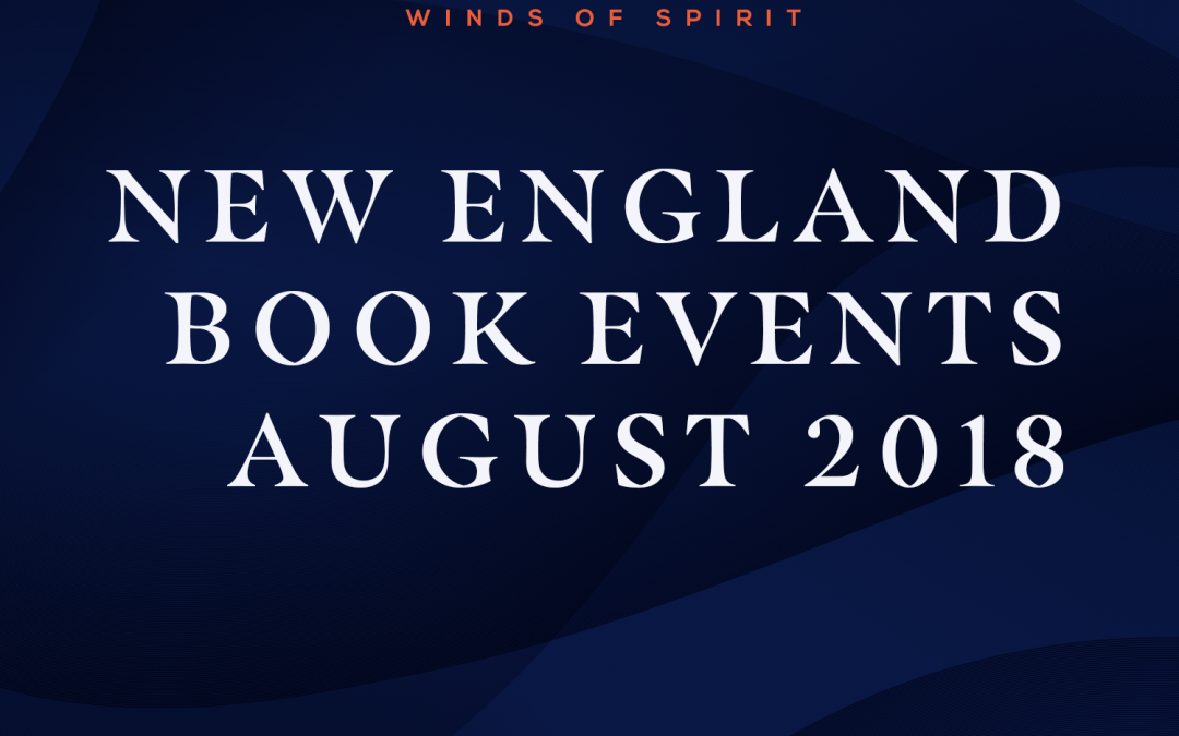Upcoming East Coast Book Events