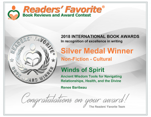 Readers Choice Book Award