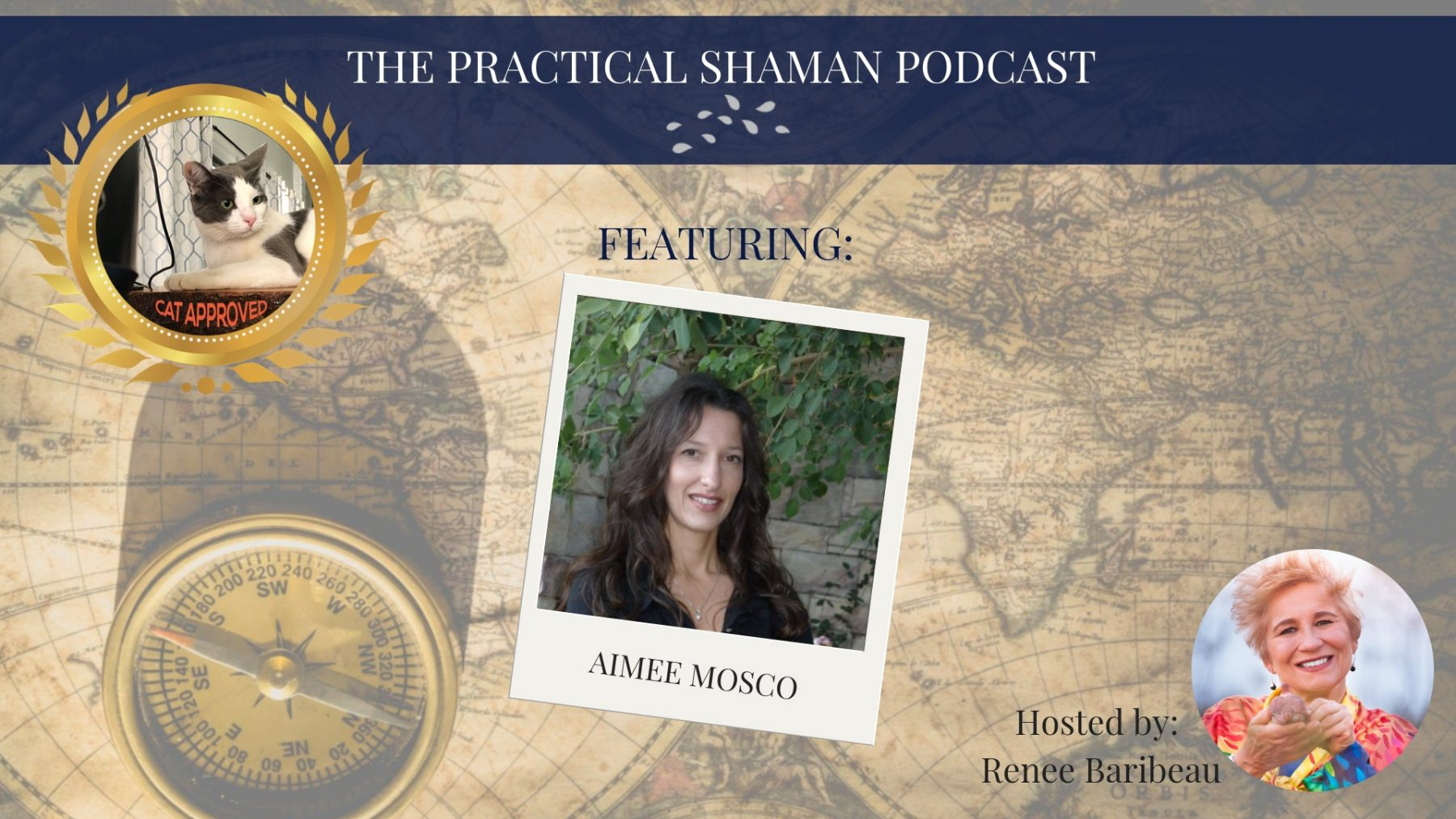 "The Practical Shaman Podcast: Aimee Mosco on the ""F-Word"""