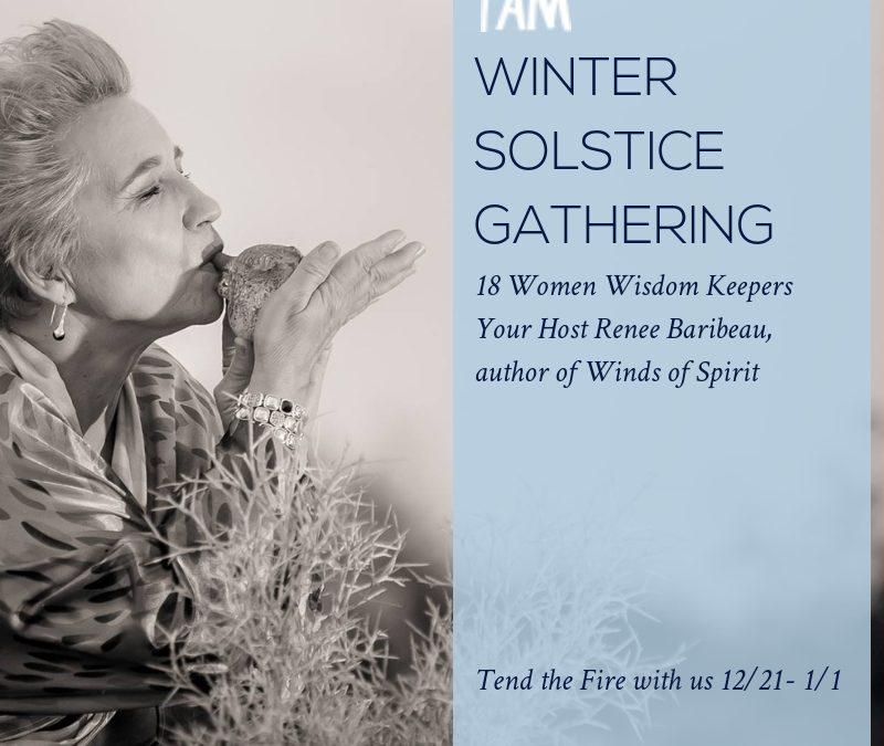 IAM Winter Solstice Symposium