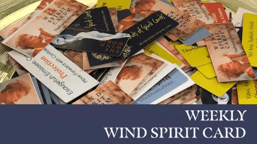 Weekly Wind Spirit Card