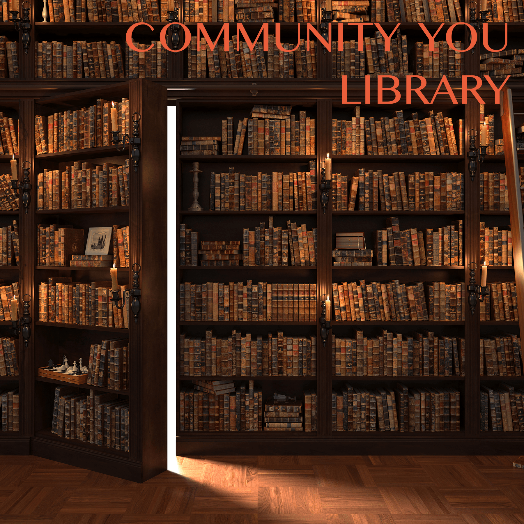 Check out our every changing Library of Wisdom Courses at Community YOU Library.