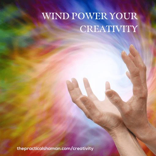Wind Power your Creativity