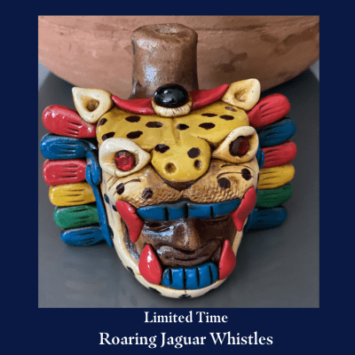 Roaring Jaguar Whistles