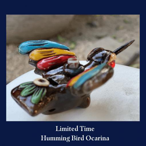 Humming Bird Ocarina