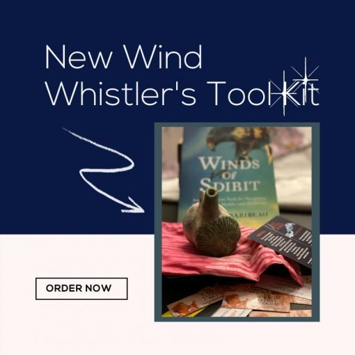 Wind Whistle with Winds of Spirit