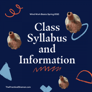 Class Syllabus and Information