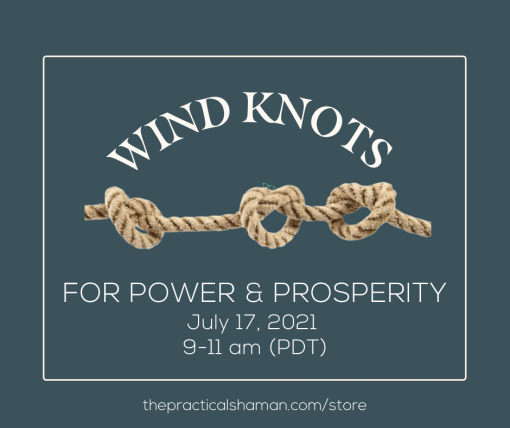 Wind Knots for Power and Prosperity