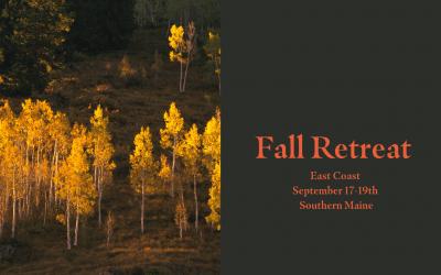 Wind Walker Fall Retreat